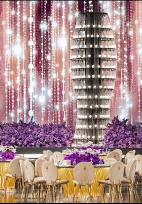 A Beyond Luxury Wedding in Qatar by Le Mariage