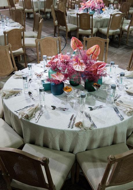 A Modern Far East Inspired Wedding in Dubai