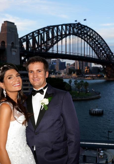 Natalie and Chris' Wedding in Australia