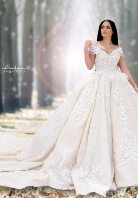 Dar Sara's 2018 Wedding Dress Collection of 2018