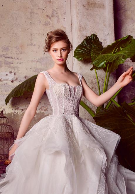 مجموعة فساتين زفاف إسبوزا كوتور لعام 2019
