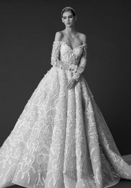 Abed Mahfouz Wedding Dresses For 2019