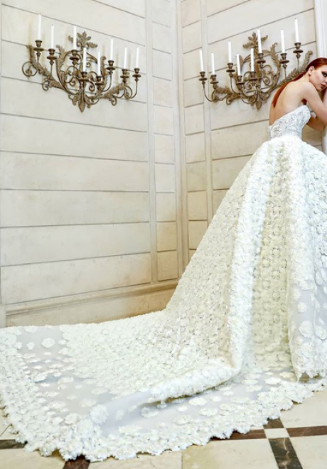 Abed Mahfouz 2019 Bridal Collection
