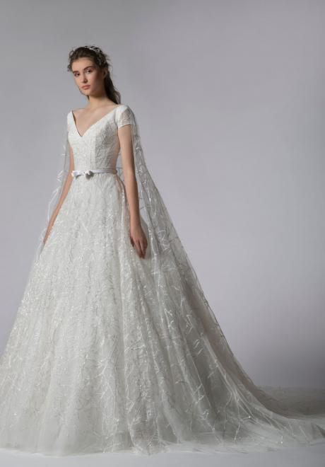 مجموعة فساتين زفاف جورج حبيقة  لخريف وشتاء 2019-2020