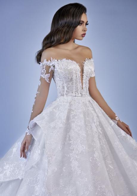 Tony Chaaya's 2019 Wedding Dress Collection