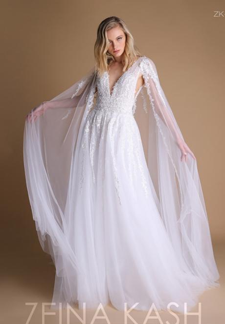 Zeina Kash 2019 Wedding Dress Collection