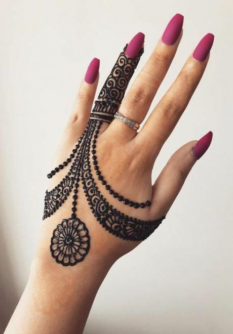 Henna Designs Every Bride Should See