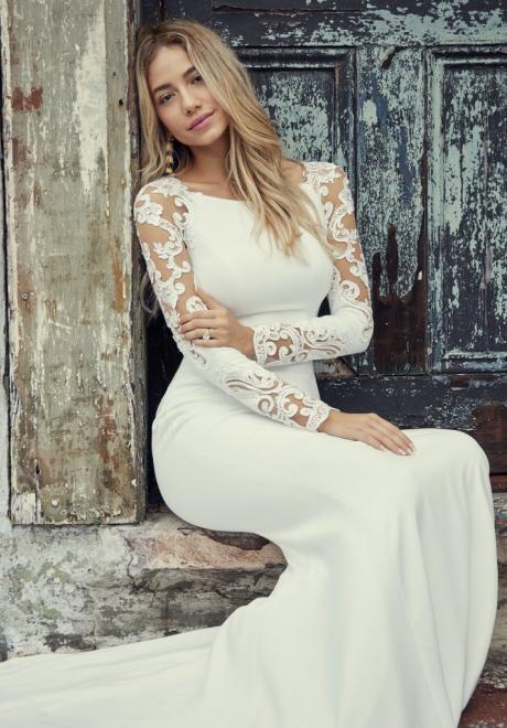 Rebecca Ingram Wedding Dresses For Fall 2019