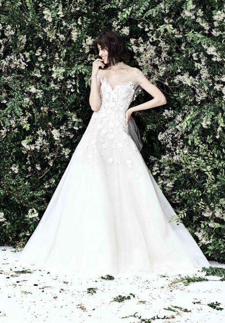 Carolina Herrera 2020 Spring Wedding Dress Collection