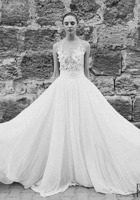 "Taghrid ElHage ""Lost"" Bridal Collection 2016"