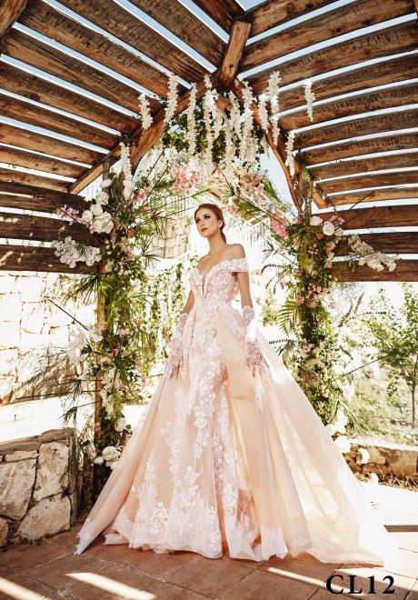 Mireille Dagher Celebrating Love Bridal Collection 2019