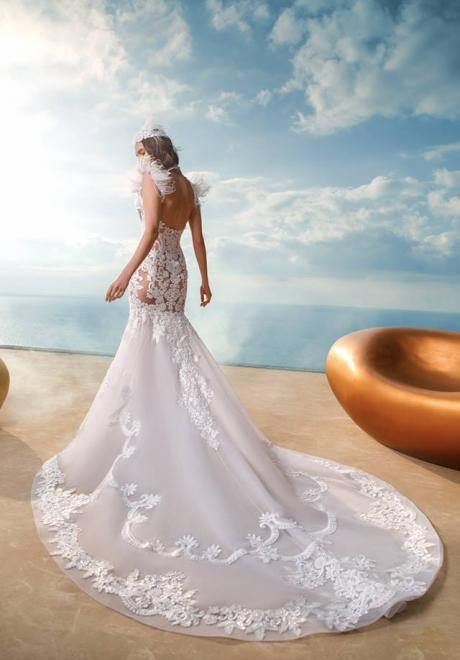 "Mireille Dagher 2019 Bridal Collection ""Glimmer of Light"""