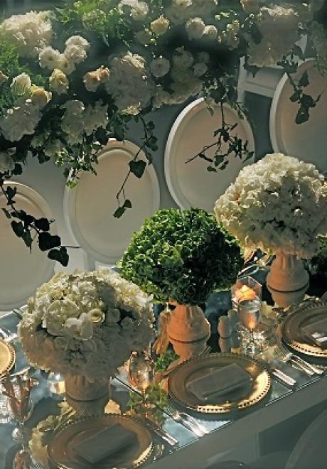 Inside the Indoor Garden Wedding of: Yousef Shamoun and Dima Haddadin