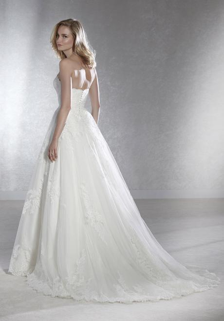 The Pronovias White One 2020 Wedding Dress Collection