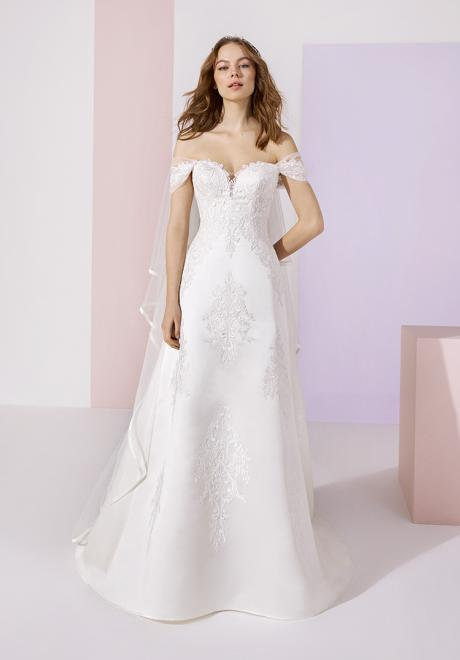 Pronovias 2020 White One Essentials Bridal Collection