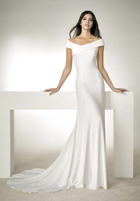 Pronovias White One 2020 Capsule Bridal Collection