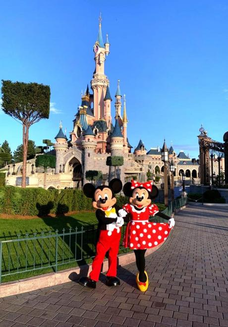 First Indian Destination Wedding at Disneyland Paris