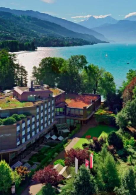 سويسرا تهدف لأن تصبح وجهة حفلات الزفاف الفاخرة