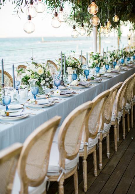 حفل زفاف سينثيا وفيليب على شواطئ قبرص