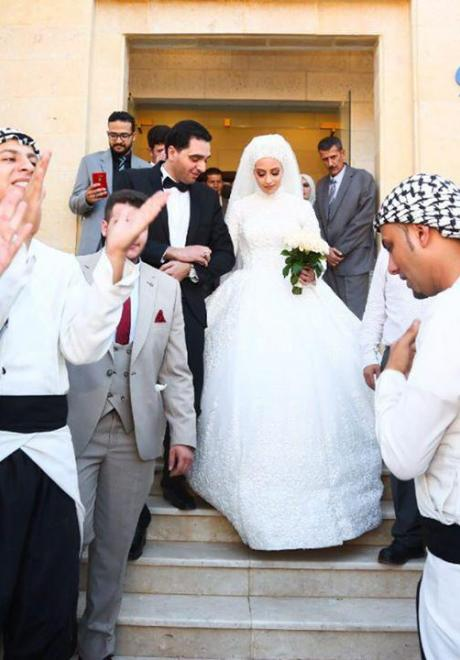 Reham and Anas' Wedding in Amman