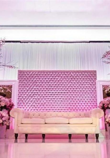 Beautiful Kosha Ideas by Arab Wedding Planners