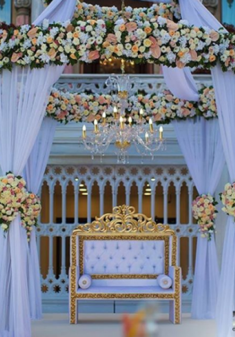 Luxurious Kosha Designs For Your Glamorous Wedding