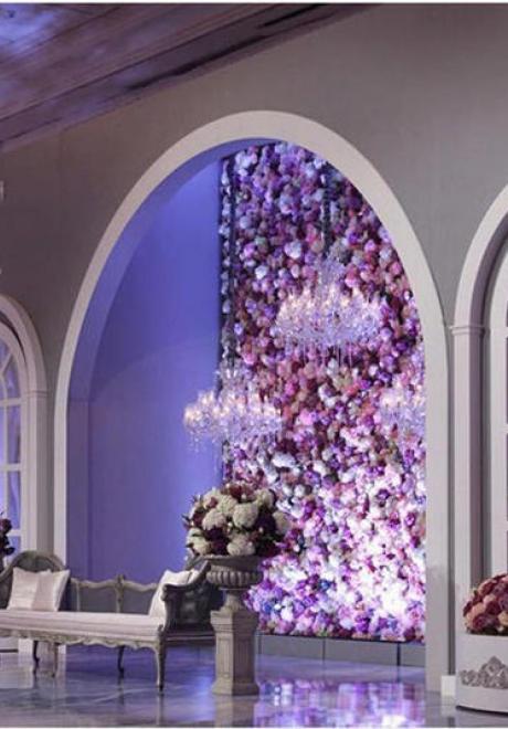 Floral Kosha Designs For Your Wedding