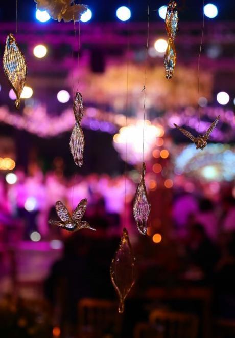 A Dreamy Autumn Theme Wedding  in Lebanon