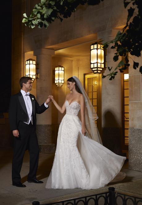 The Madeline Gardner New Namesake Bridal Collection