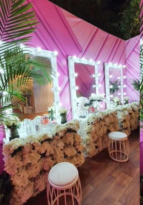 A Garden Bliss Wedding in Qatar