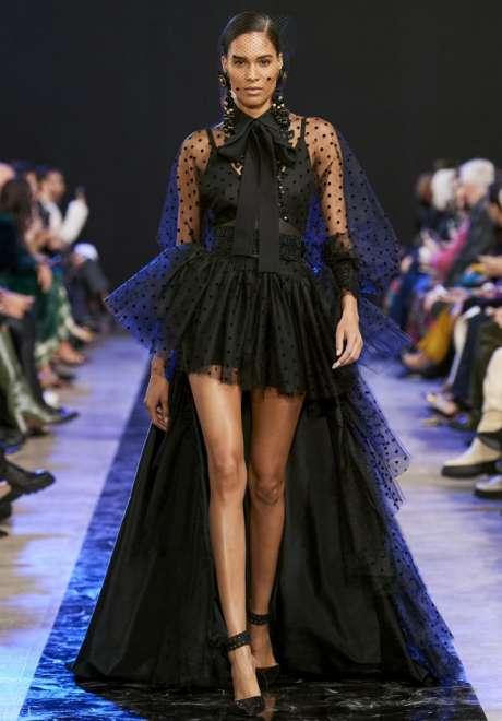 Short Engagement Dress Elie Saab 4