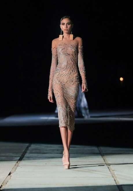 Short Engagement Dress Georges Hobeika