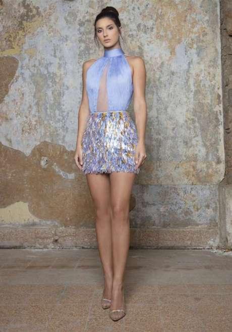 Short Engagement Dress Rami Kadi