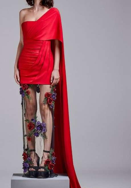 Short Engagement Dress  1