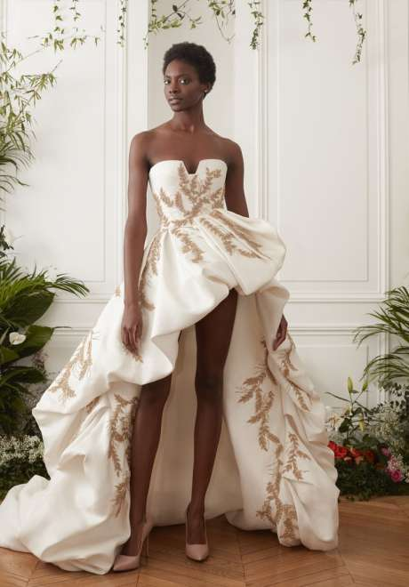Short Engagement Dress 3