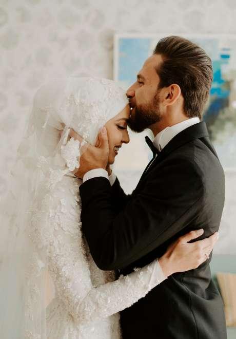 Mirna and Ahmad's Magical Wedding in Lebanon