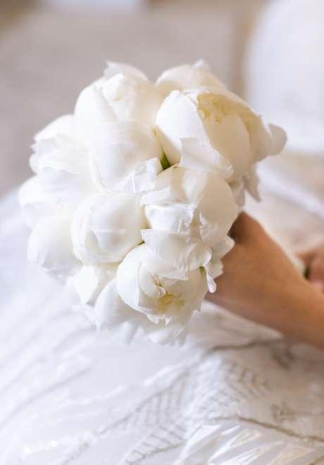 A Full Bloom Wedding in Qatar