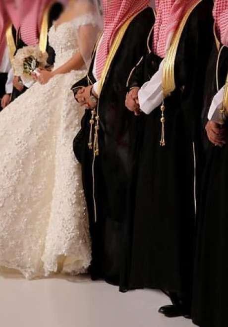 بشت العريس