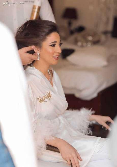 حفل زفاف ساحر في القاهرة