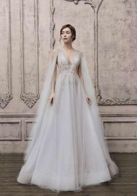 فساتين زفاف أتيليه كوتور 2022 من تصميم جيمي تشو