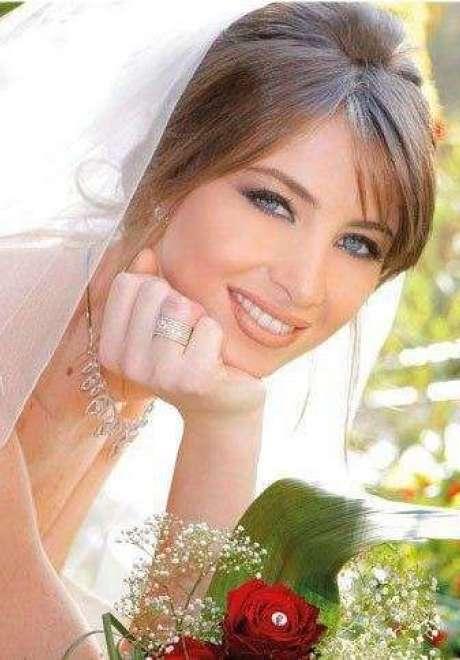 Anabella Hilal and Nader Saab's Wedding