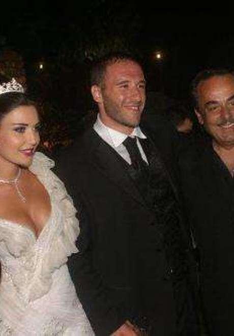 Cyrine Abdelnour and Farid Rahme's Wedding