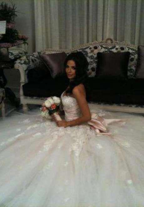 Nadine Njeim and Hadi Asmar's Wedding