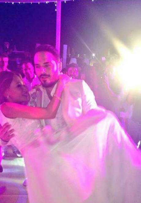 Ramy Ayach and Dalida Saeed's Wedding