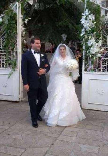 Youmna Bashir Gemayel and Roger Zakkar's Wedding