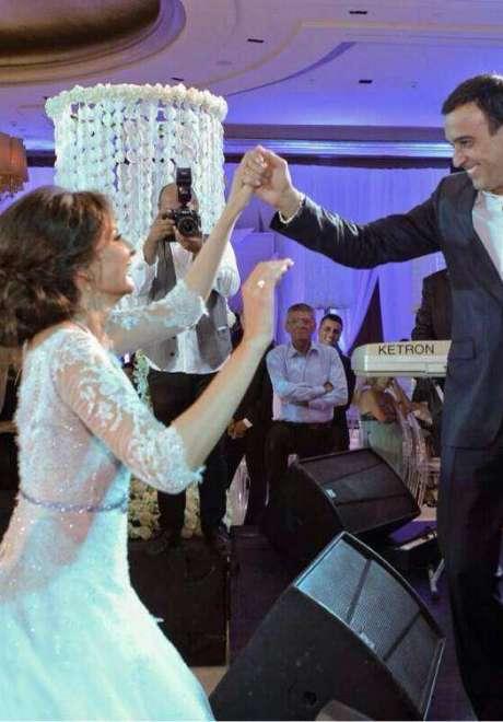 Joumana Bou Eid and Sayed Fenianos' Wedding