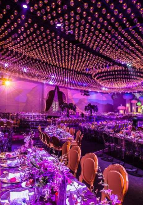 A Whole New World Wedding by Paul Nasr