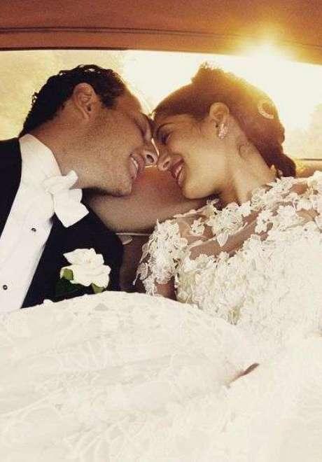 Noor Fares and Alexandre Al Khawam's Wedding