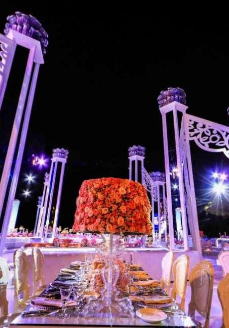 Pascal and Sabine's Crystal Wedding