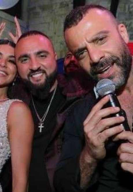 Rima Fakih and Wissam Saliba's Wedding